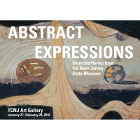 Exhibition of Abstract Art from the New Jersey State Museum Opens Jan 27