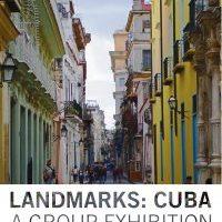 2017 Cuba Art Show March 22 to April 12