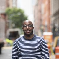Artist's Talk with graphic designer Jerome Harris Oct 1